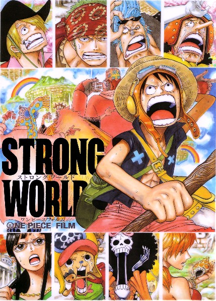 One piece movie 10: strong world | movie fanart | fanart. Tv.